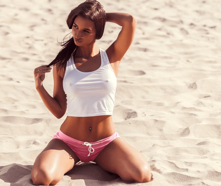 Пляжные аксессуары - изящное довершение образа!