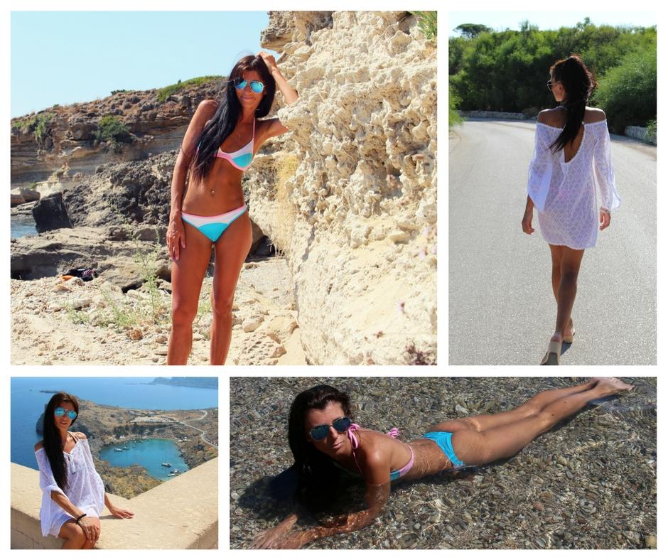 Яркий отпуск с DressToUndress на о. Родос