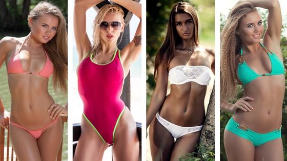 Как правильно выбрать купальник?